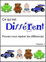 Ce qui est Différent (Volume 1)