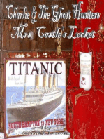 Charlie and The Ghost Hunters Mrs. Castle's Locket