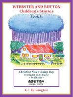 Christine Sun's Rainy Day (Webbster & Button Children's Stories)