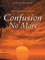 Confusion No More