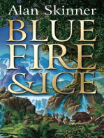 Blue Fire and Ice