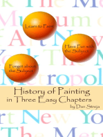 History of Painting in Three Easy Chapters