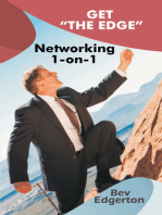 Get the Edge! Networking 1-on-1
