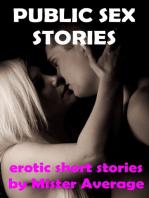 Public Sex Stories