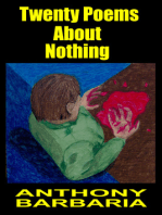 20 Poems About Nothing