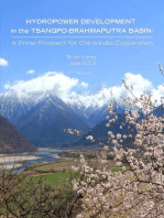 Hydropower Development in the Tsangpo-Brahmaputra Basin: A Prime Prospect for China-India Cooperation