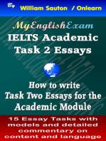 IELTS Task 2 Academic