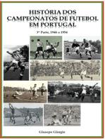 História dos Campeonatos de Futebol em Portugal, 1946 a 1954