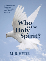 Who is the Holy Spirit? A Devotional Journey Through the Book of Acts