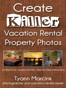 Create Killer Vacation Rental Property Photos