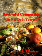 "Backyard Composting ""How to Do It Yourself"""
