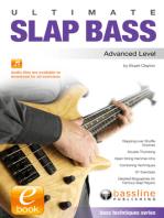 Ultimate Slap Bass: Advanced Level