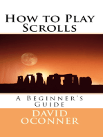 How To Play Scrolls
