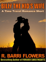Billy The Kid's Wife (A Time Travel Romance Short)