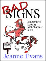 Bad Signs