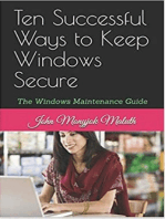 The Windows' Optimization Guide