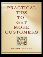 Practical Tips to Get More Customers