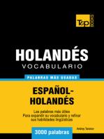 Vocabulario Español-Holandés