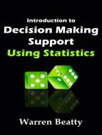 Introduction to Decision Making Support Using Statistics