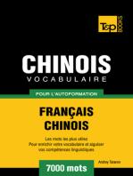 Vocabulaire Français-Chinois pour l'autoformation