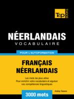 Vocabulaire Français-Néerlandais pour l'autoformation