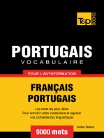 Vocabulaire Français-Portugais pour l'autoformation