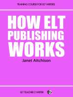 How ELT Publishing Works