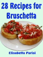 28 Recipes for Bruschetta