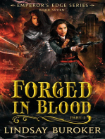 Forged in Blood II (The Emperor's Edge 7, Final Book)