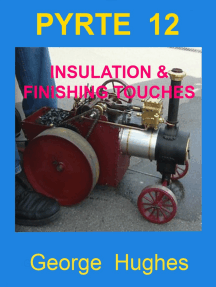 PYRTE 12: Insulation, Painting and running tips.