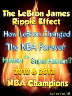 The LeBron James Ripple Effect