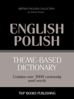 Theme-Based Dictionary