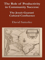 The Role of Productivity in Community Success: The Jesuit-Guaraní Cultural Confluence