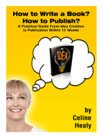 How to Write a Book? How to Publish?