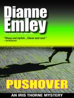 Pushover (Iris Thorne Mysteries Book 5)