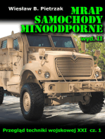 MRAP: Samochody Minoodporne