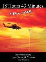 18 Hours 40 Min till War