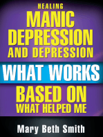 Healing Manic Depression and Depression