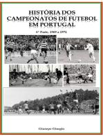 História dos Campeonatos de Futebol em Portugal, 1969 a 1974