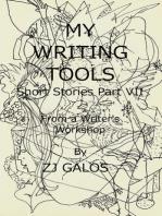 My Writing Tools