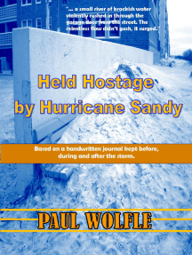 Held Hostage By Hurricane Sandy