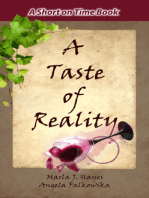 A Taste of Reality by Marla J. Hayes and Angela Falkowska