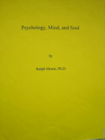 Psychology, Mind, and Soul