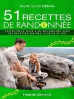 51 recettes de randonnée