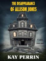 The Disappearance of Allison Jones