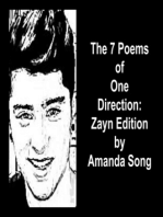 The 7 Poems of One Direction