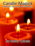 Candle Magick (Magickal Class Series - Lecture Notes)