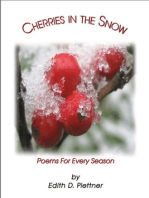 Cherries In The Snow, Poems For Every Season