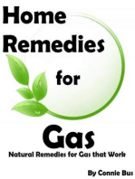Home Remedies for Gas