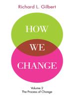 How We Change Volume II